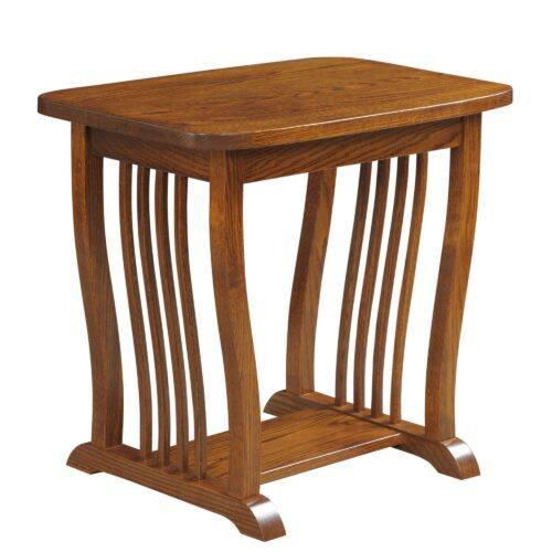 Amish Gibson End Table