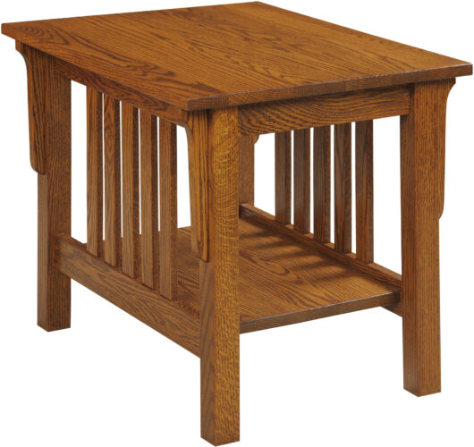 Amish Graham Style End Table