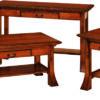 Amish Breckenridge Occasional Table Set