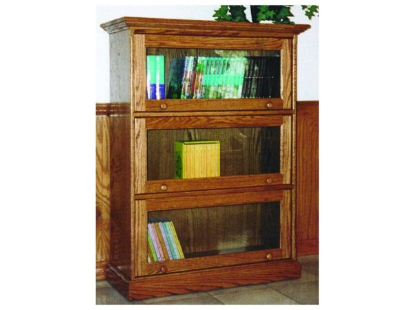 Amish Barrister Bookcases