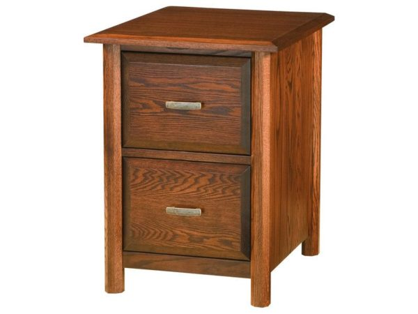 Amish Charleston File Cabinet