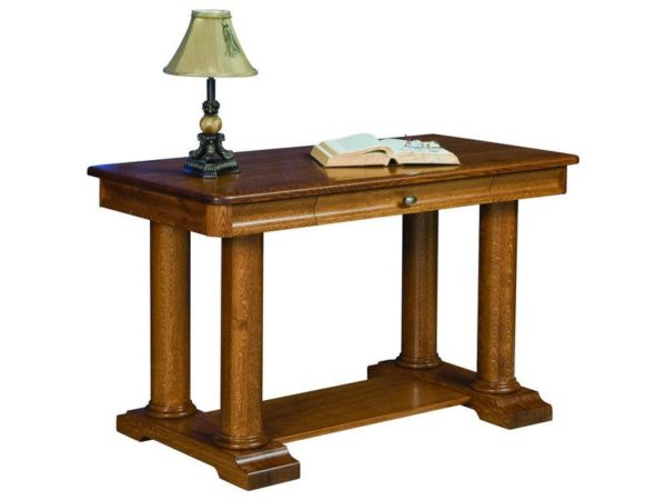 Amish Madison Library Table