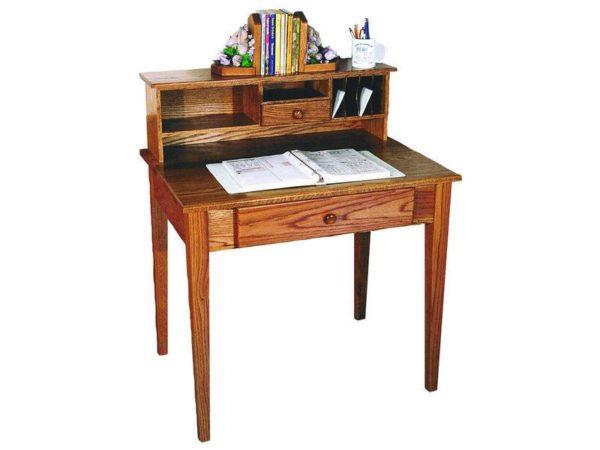 Amish Shaker Writing Desk