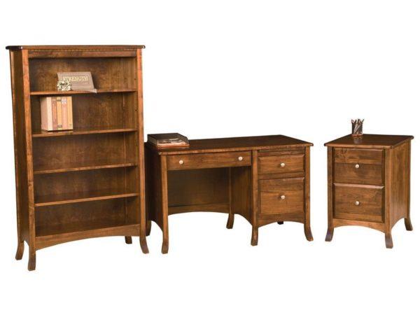 Amish Carlisle Office Set