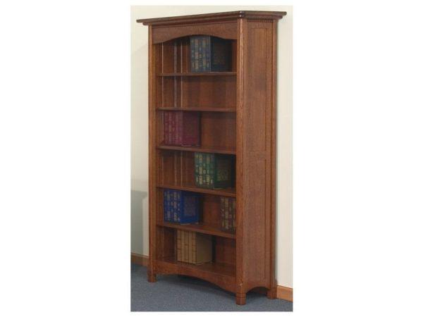 Amish Westlake Bookcase