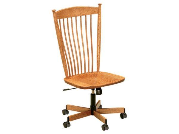 Amish Easton Desk Chair