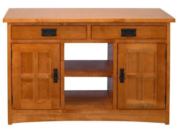 Weaver Mission Sofa Table