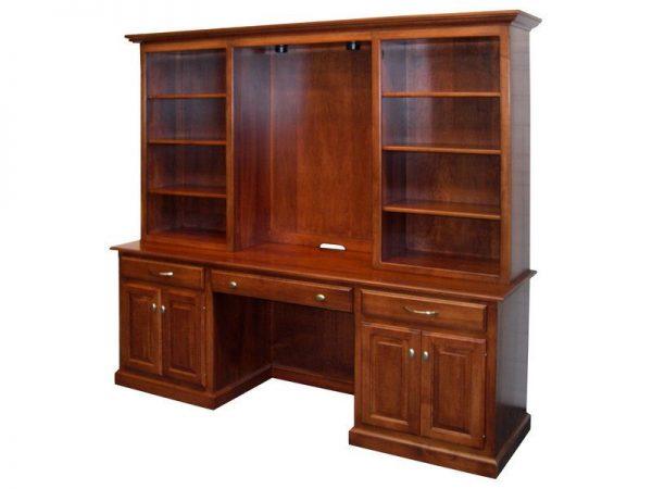 Naper Bookcase Desk