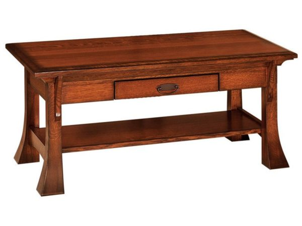 Amish Breckenridge Coffee Table