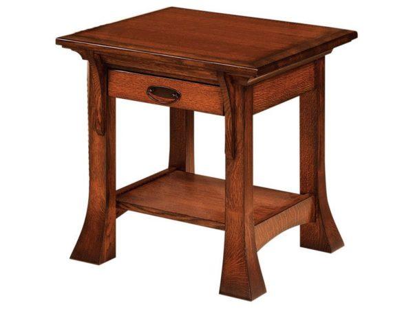Amish Breckenridge End Table