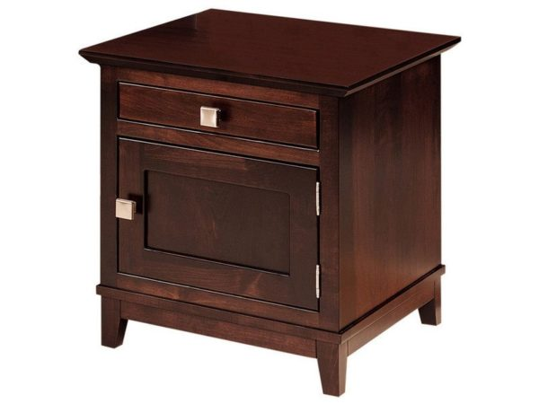 Amish Venice End Table
