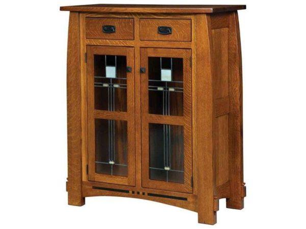 Amish Colebrook Cabinet