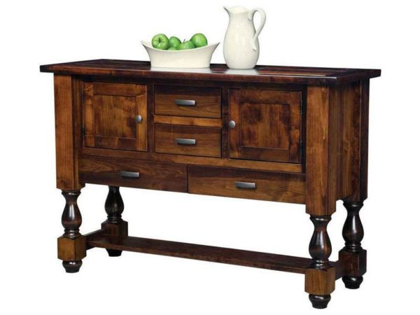Amish Woodmont Sideboard