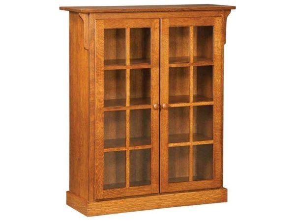 Amish Bridger Bookcase