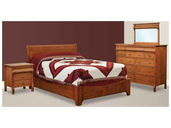Amish Pierre Bedroom Collection