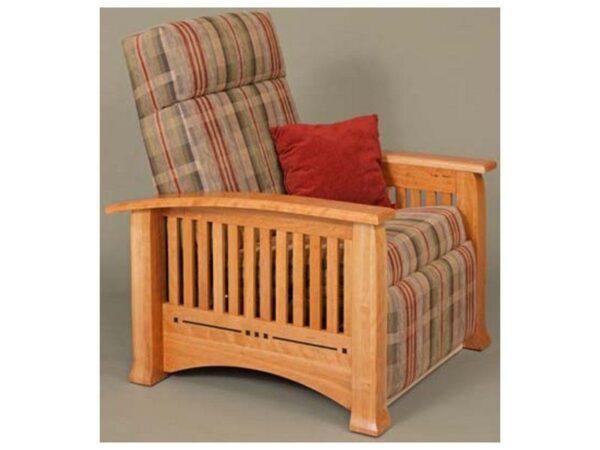 Amish Shiloh Wall Hugger Chair