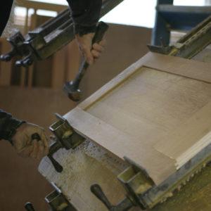 Crafting Amish Furniture