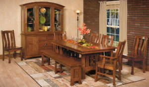 Amish Olde Century Mission Dining Room Collection