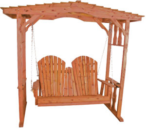 Why Cedar Wood Rocks for Outdoor Furniture