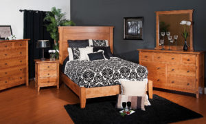 Bungalow Shaker Style Bedroom Suite