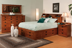 Jacobson Mission Bedroom Furniture Collection