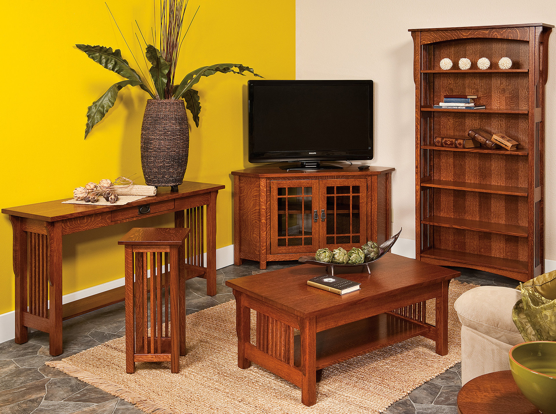 Landmark Amish Furniture Style Weaver Furniture Sales