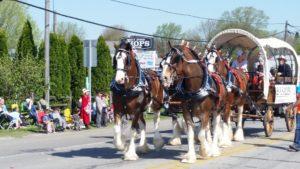 Small Amish Community