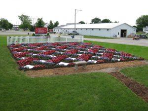 Weaver Fever Quilt Garden
