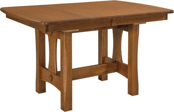 Amish Sheridan Trestle Table