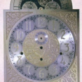 Harrington Grandfather Clock with #72878 Dial with Arabic Numberals