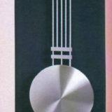 Whittington Grandfather Clock with #5128 Silver Grit Pendulum