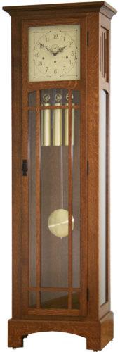 Mission Grandfather Clock