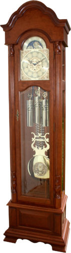 Amish Columbia Cherry Grandfather Clock