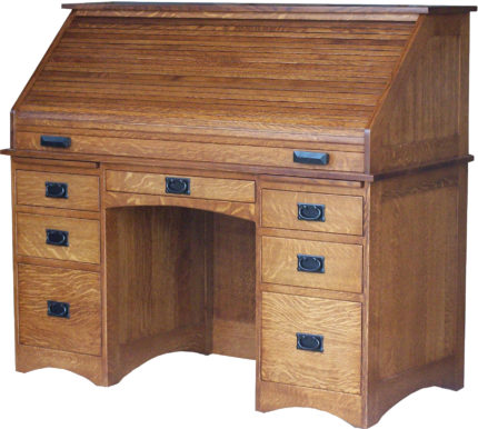 42 inch Governors Bookcase and Credenza