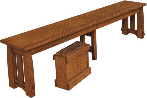 25 Inch Corner Wood Hutch