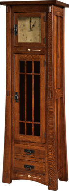 McCoy Clock with Door
