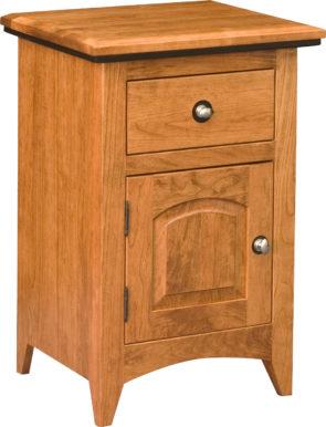 4 Drawer Shaker Jewelry Cabinet