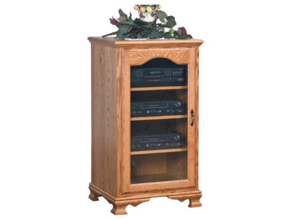 Amish Heritage Stereo Cabinet